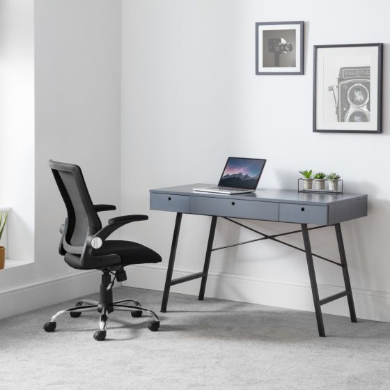 Imola Black Home Office Gaming Chair