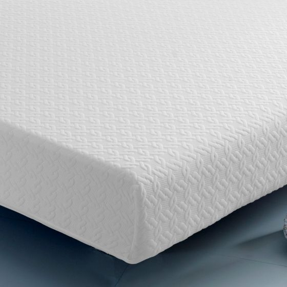 Impressions 6000 Cool Blue Memory and Reflex Foam Orthopaedic Mattress from £169.99