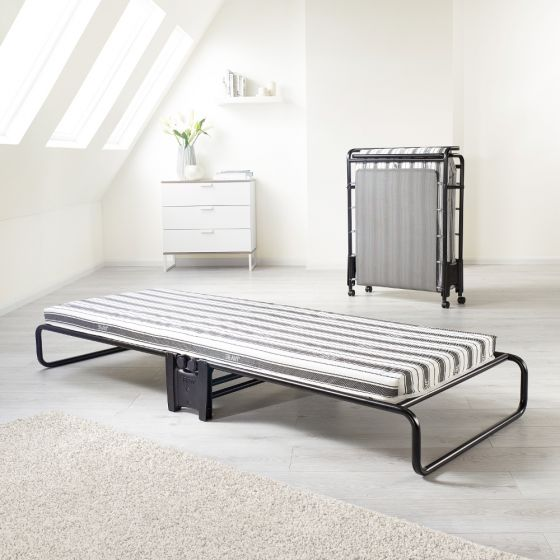 Jay-Be Advance Folding Bed with Rebound Mattress - 2ft6 Small Single