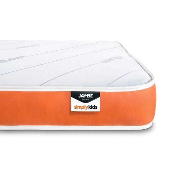 Jay-Be Simply Kids Foam Free Spring Mattress