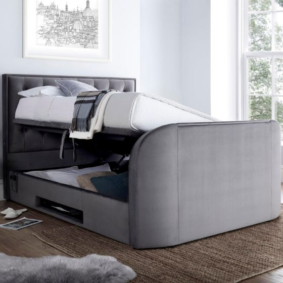 lyon-grey-velvet-fabric-ottoman-tv-bed