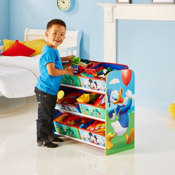 Mickey Mouse Multi Storage Unit