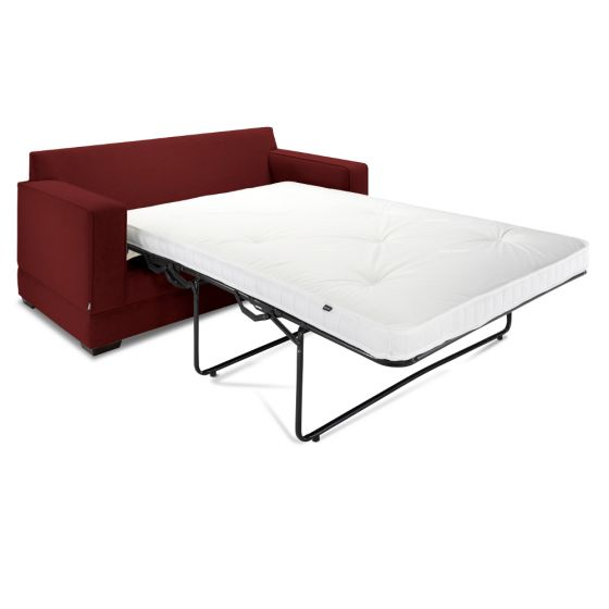 Jay-Be Modern Berry 2 Seater Sofa Bed