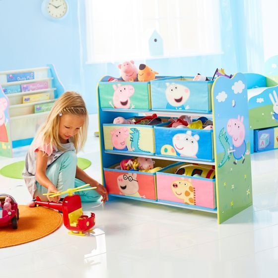 Peppa Pig Storage Unit