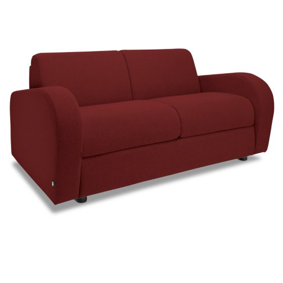Jay-Be Retro Berry 2 Seater Sofa Bed