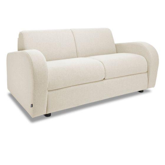 Jay-Be Retro Cream 2 Seater Sofa Bed