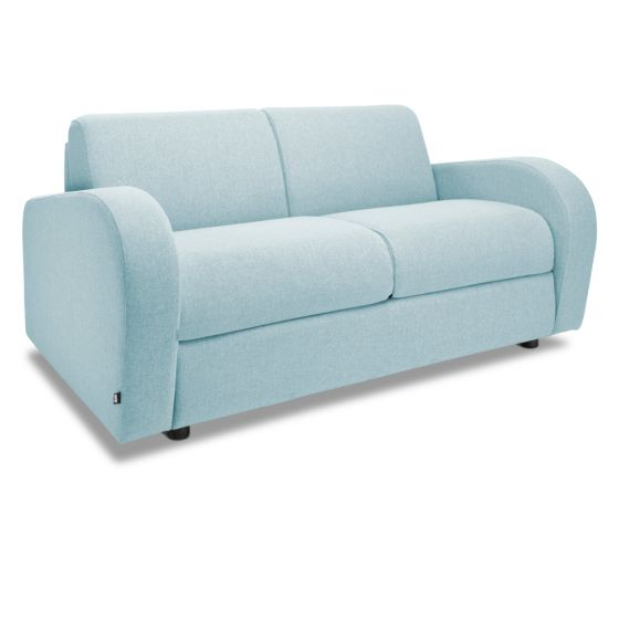 Jay-Be Retro Duck Egg 2 Seater Sofa Bed