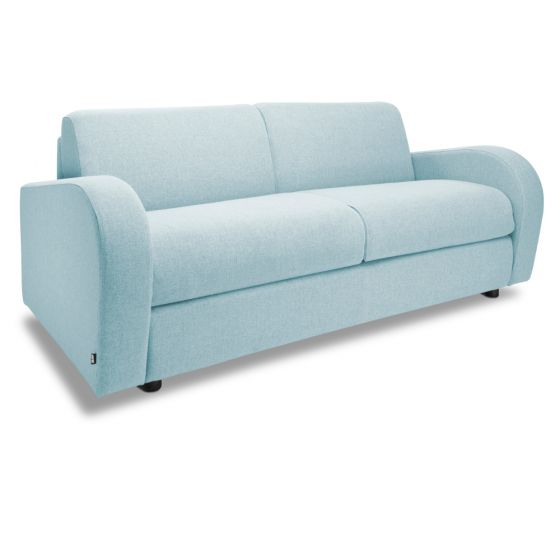 Jay-Be Retro Duck Egg 3 Seater Sofa Bed