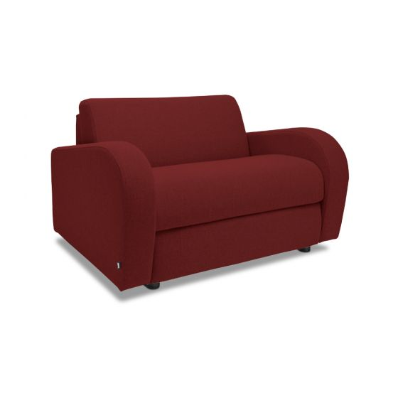 Jay-Be Retro Berry Chair Sofa Bed