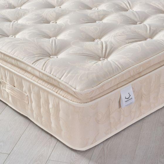 Signature 2000 Pocket Sprung Pillow Top Natural Fillings Mattress
