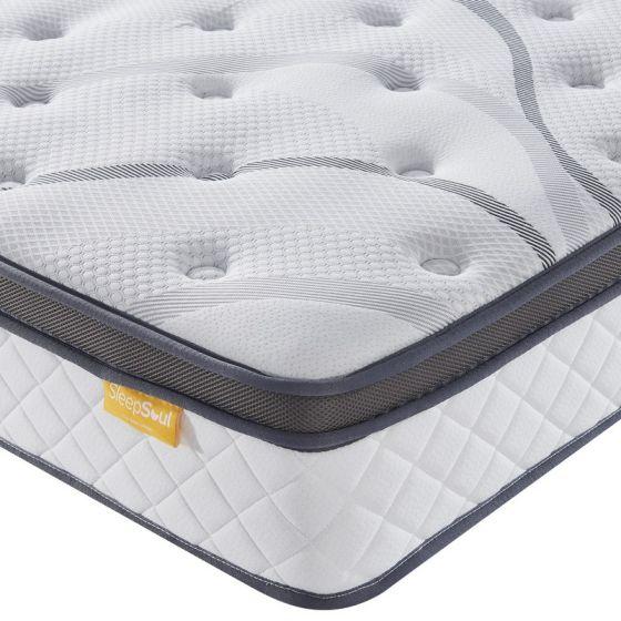 SleepSoul Heaven Pocket Sprung Mattress