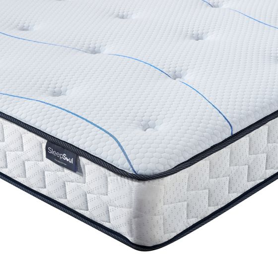 Sleep Soul Air Open Spring and Memory Foam Mattress from £119.99
