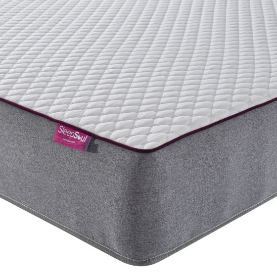 Sleep Soul Paradise Pocket Sprung Mattress from £179.99