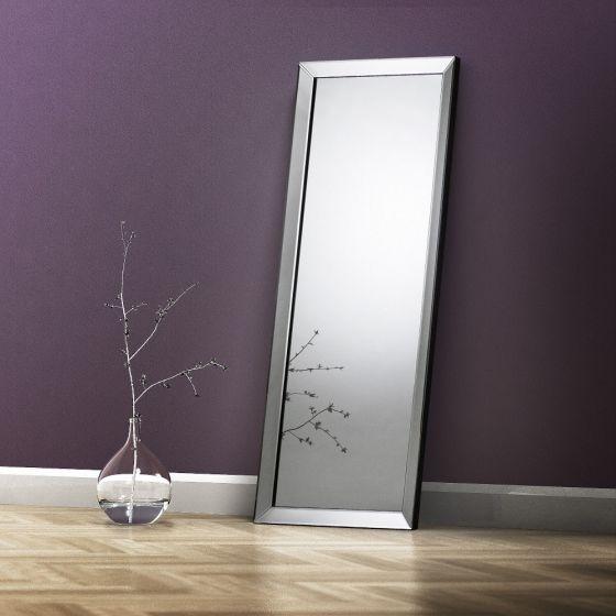 Soprano Glass Lean-To Dress Mirror - 70 x 170 cm