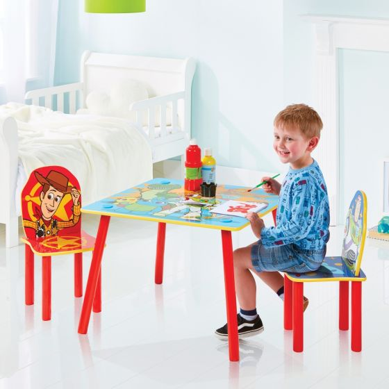 Toy Story 4 Table and Chairs