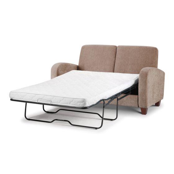 Vivo Mink Fabric Sofa Bed
