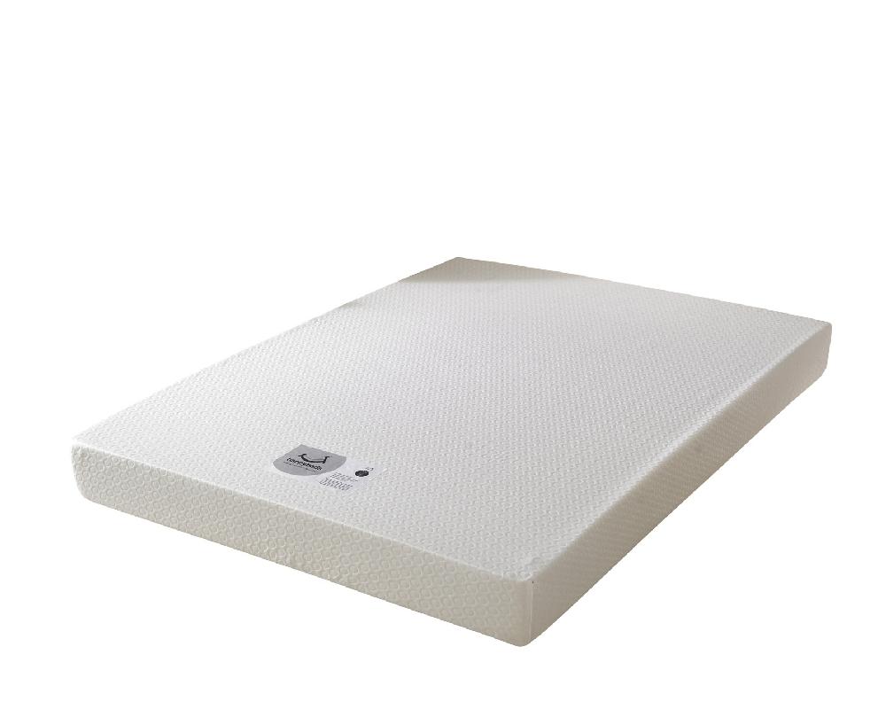 Happy Beds Memory 5000 Foam Mattress Regular Firm