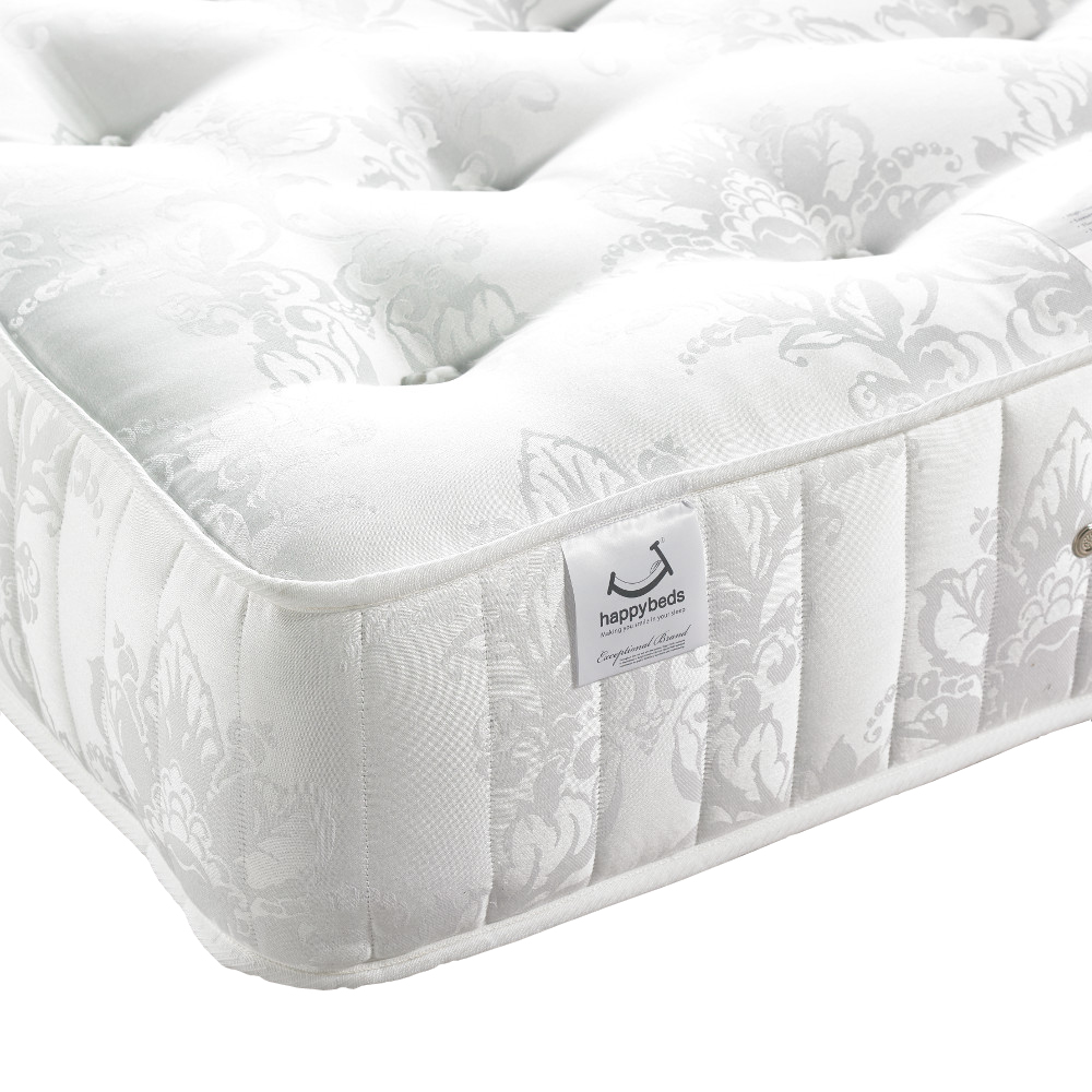 Magnificent Richmond 3000 Pocket Sprung Natural Fillings Mattress Pabps2019 Chair Design Images Pabps2019Com