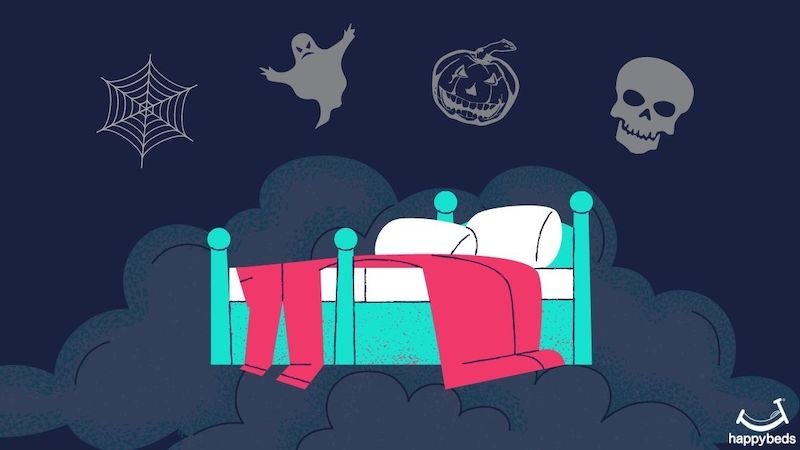 Halloween Frights: How Do Nightmares Affect Your Sleep?