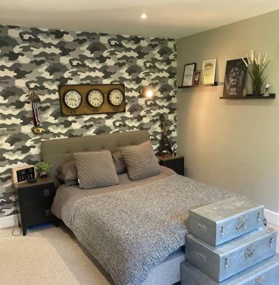 How to Give Your Little Soldier an Army Themed Bedroom