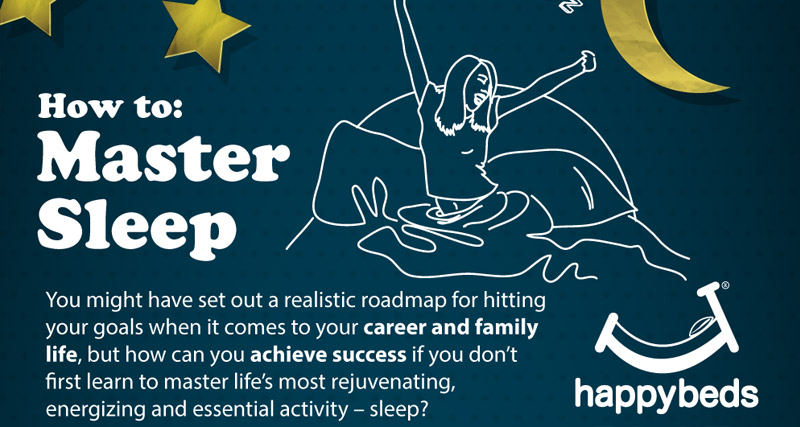 Everything You Need to Know About Becoming a Master of Sleep Infographic