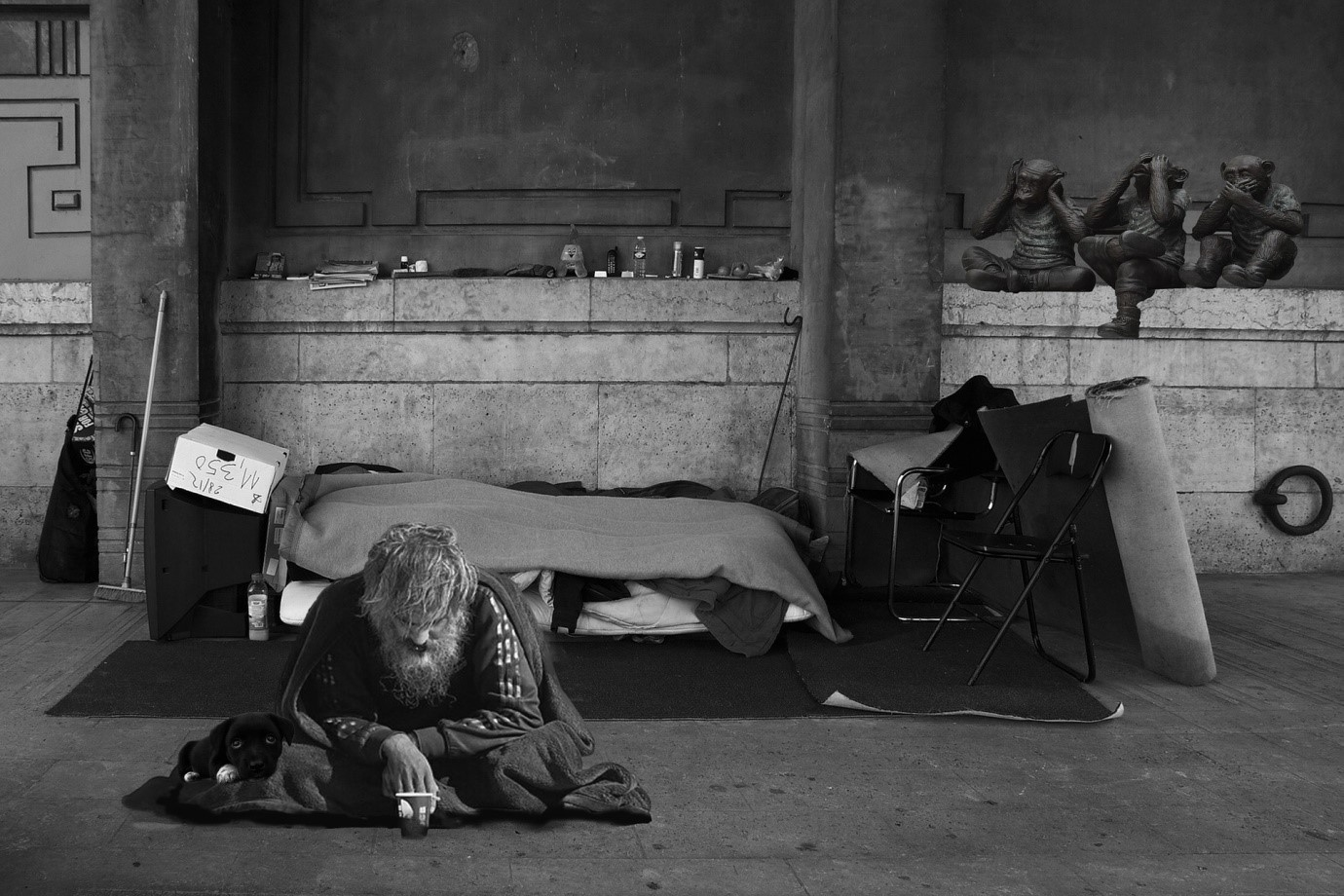 Sleeping Rough: How to Help the Homeless