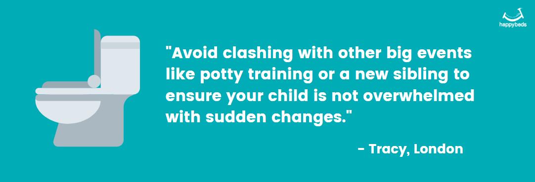 Potty Training Infographic
