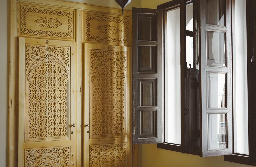 Golden Wardrobe