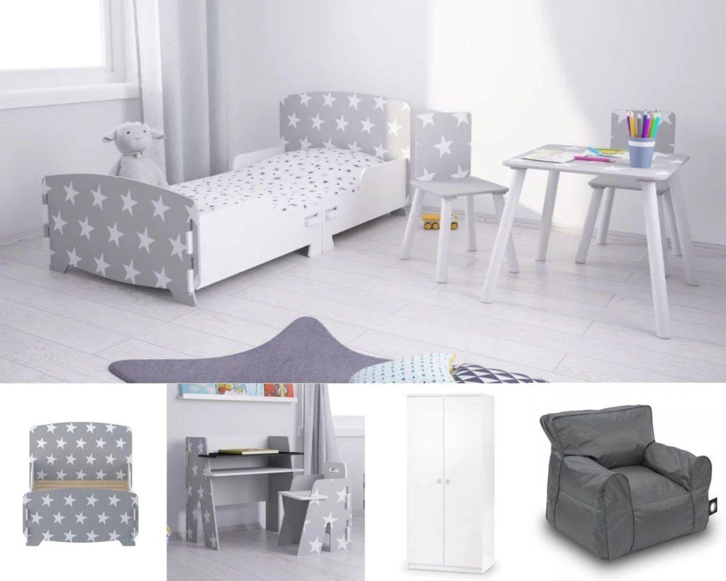 Happy Beds Toddler Bedroom Furniture