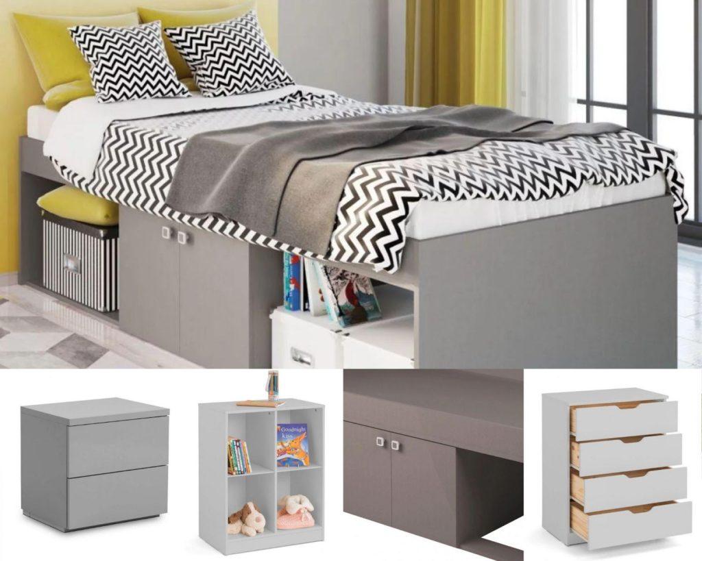 Happy Beds Children Bedroom Furniture