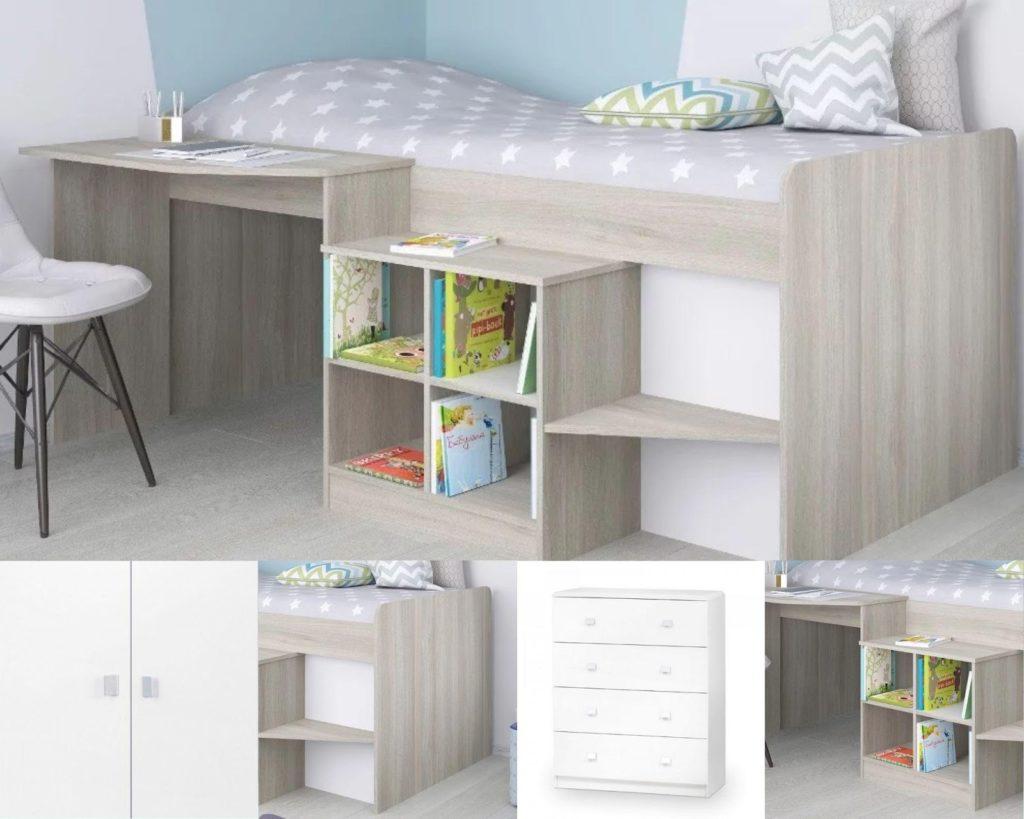 Happy Beds Pre-Teen Bedroom Furniture