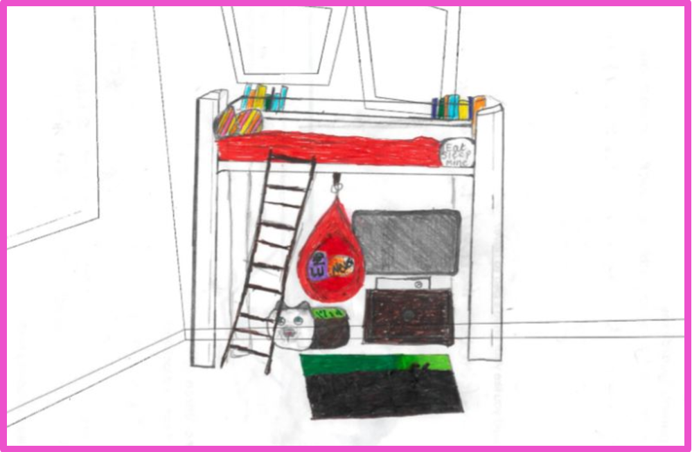 What Does A Child's Dream Bed Look Like?