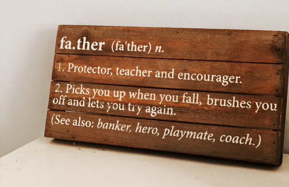 Show Your Dad You Love Him This Father's Day