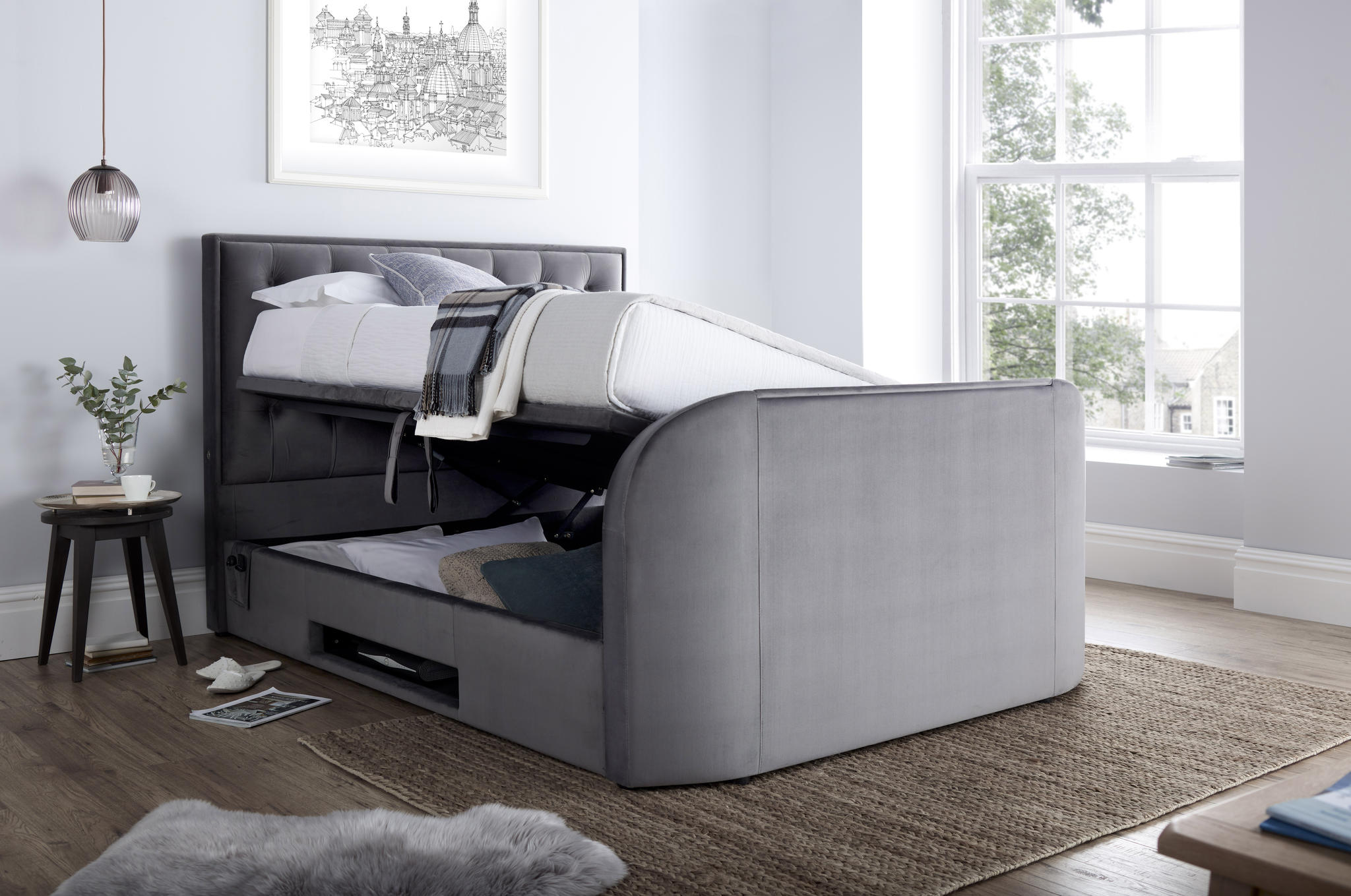 Are Smart Beds The Future Smart Furniture Happy Beds Blog