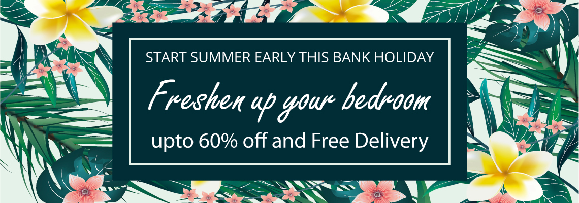 Start Summer Early This Bank Holiday