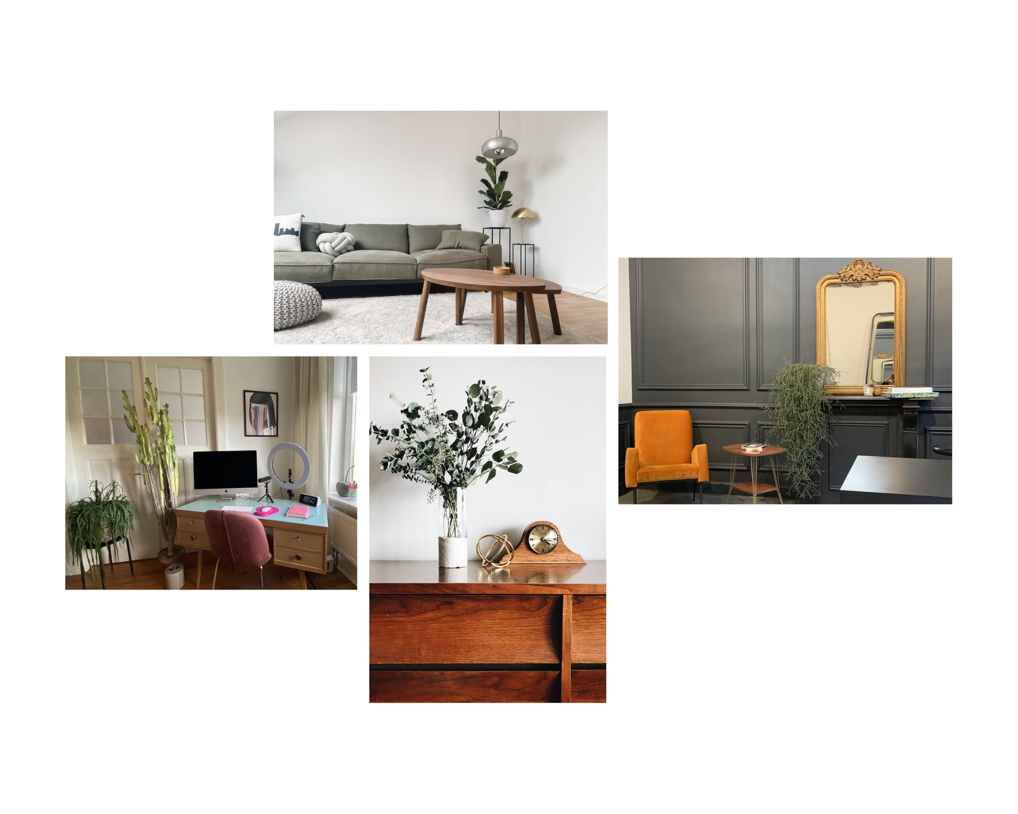 Vintage Gems and Classic Touches