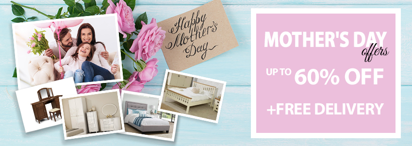 Mother's Day Offers - up to 60% off and Free Delivery