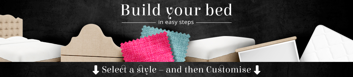 Build Your Bespoke Bed