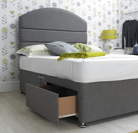 Bespoke Beds Feature