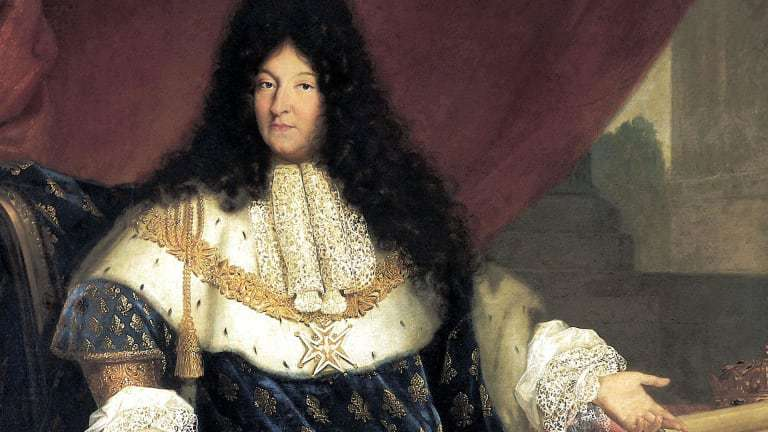 Fact about King Louis XIV's beds