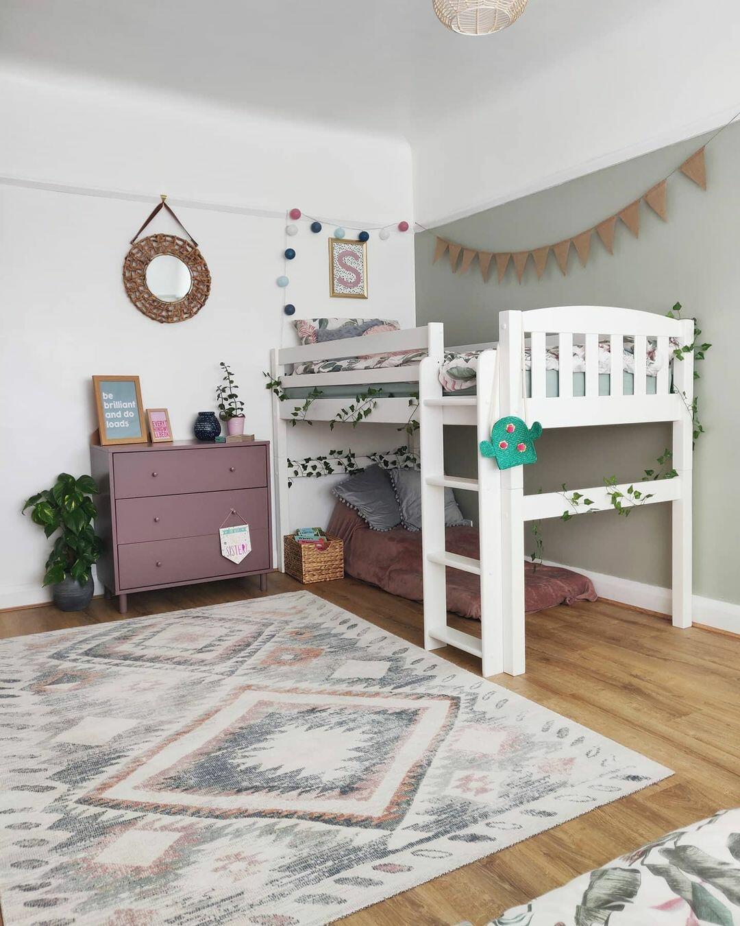 Summer Look Bedroom