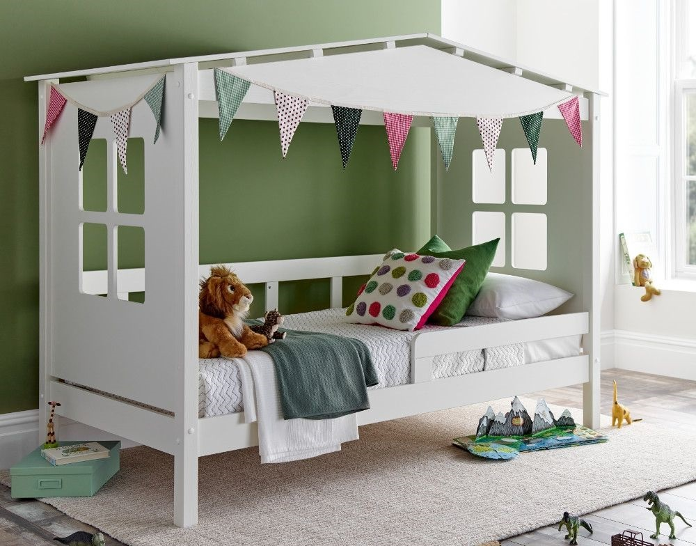 The Mento Kid's House Design Bed