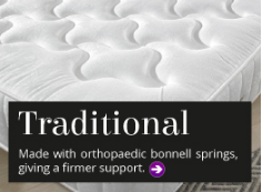 Traditional mattress