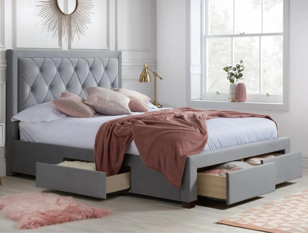 Happy Beds Woodbury Storage Bed