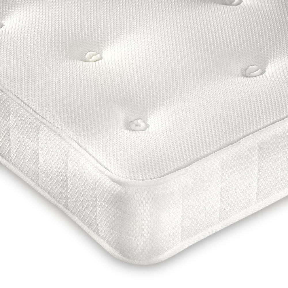 Clay Orthopaedic Spring Mattress - 4ft6 Double (135 x 190 cm)