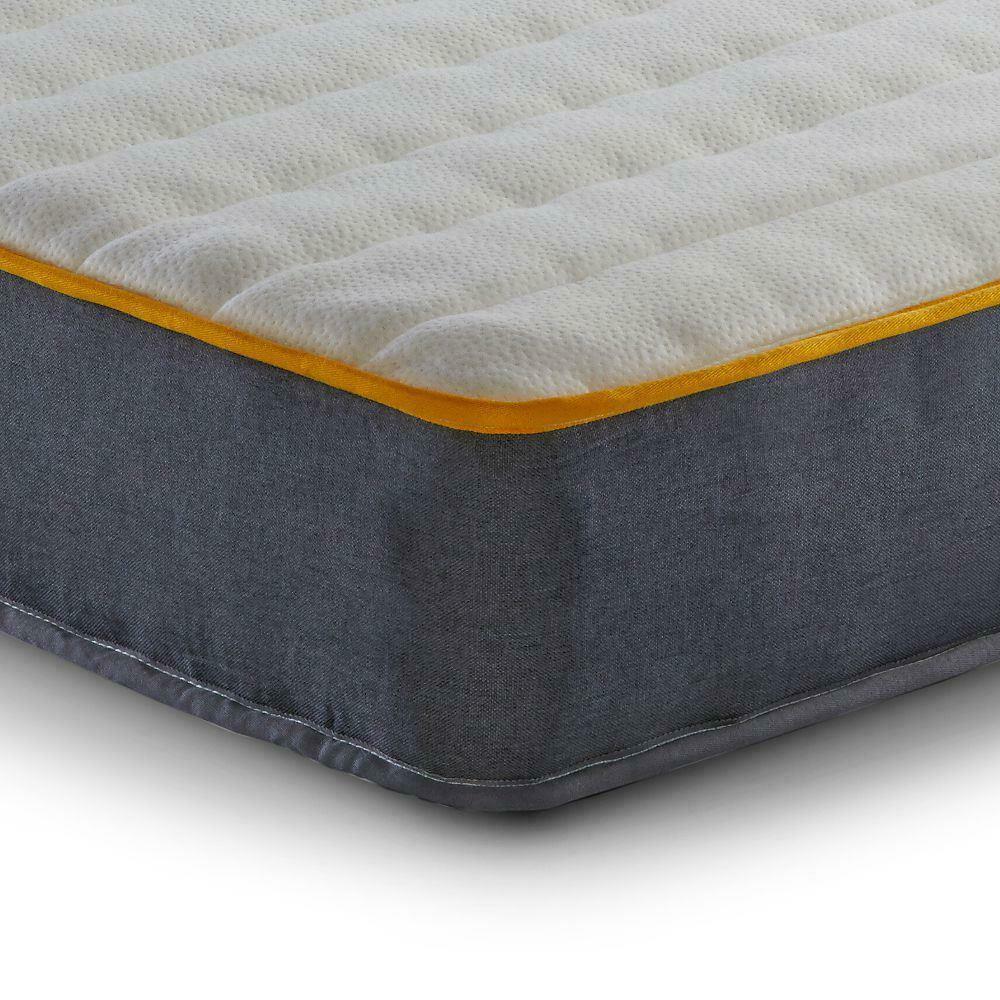 SleepSoul Comfort 800 Pocket Spring Mattress - 5ft King Size (150 x 200 cm)