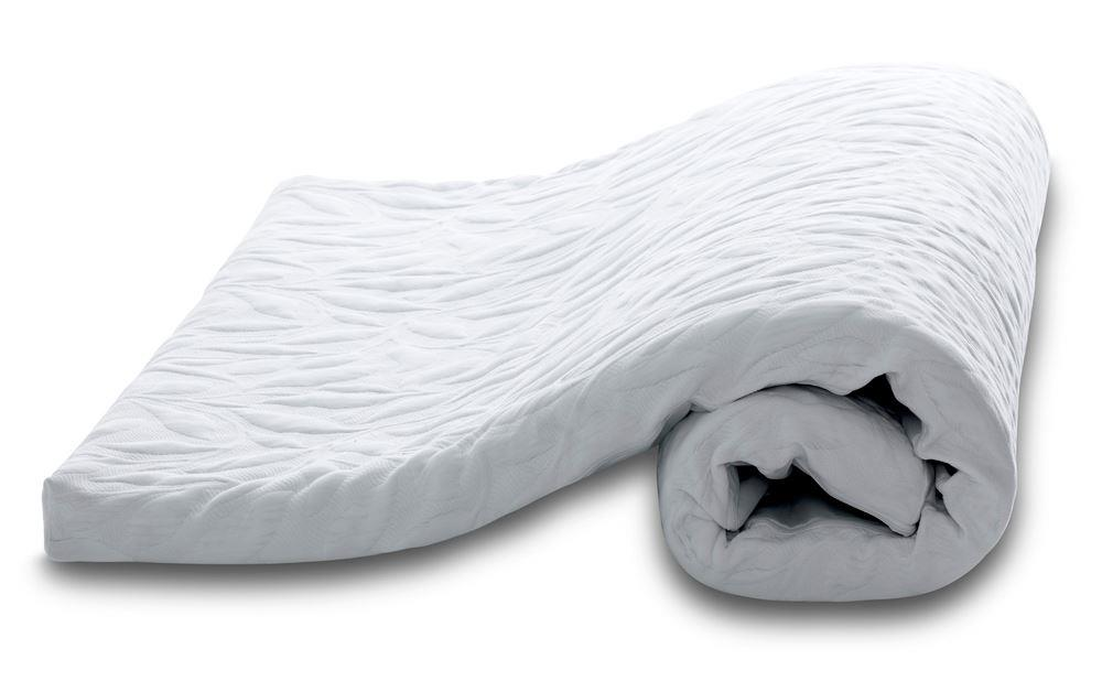 Soft Feel 5000 Memory Foam Orthopaedic Mattress Topper - 5ft King Size (150 x 200 cm)