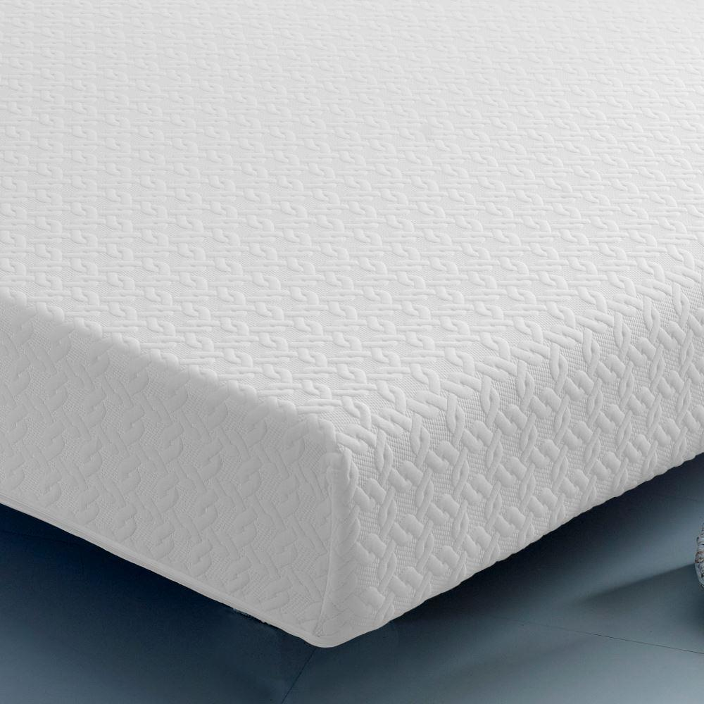 Pocket Ortho 4000 Individual Sprung Reflex Foam Support Orthopaedic Rolled Mattress - 5ft King Size (150 x 200 cm)
