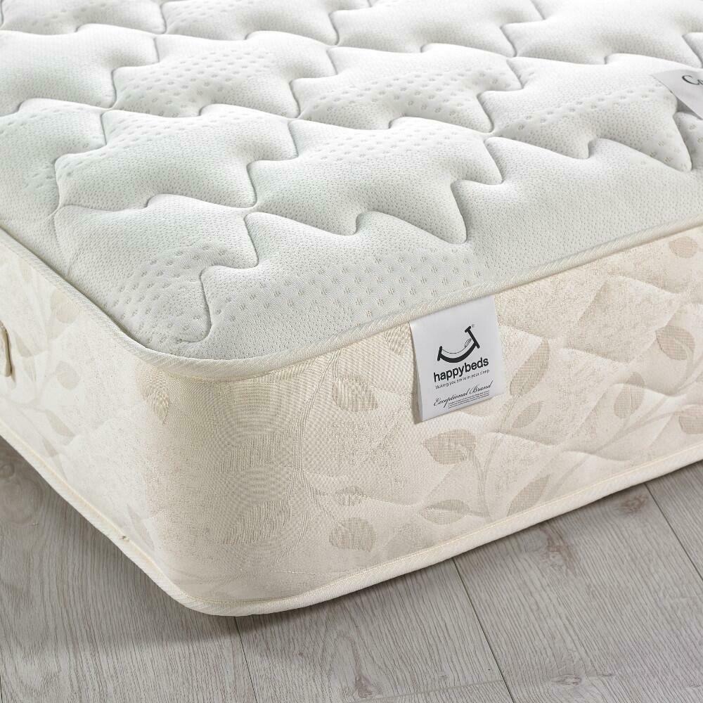 Comfort Ortho 1400 Pocket Sprung Mattress 5ft King Size (150 x 200 cm)