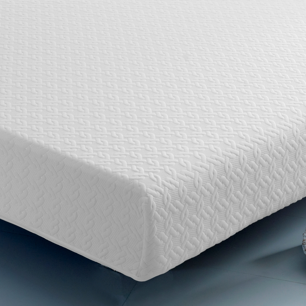 Deluxe Reflex Spring Rolled Mattress - 4ft6 Double (135 x 190 cm)